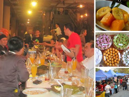 Usaha kuliner Bandung saat Ramadan