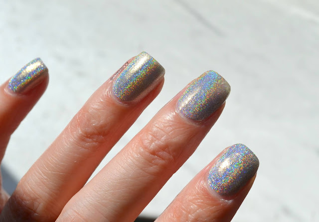 Born Pretty Zeus Sword Holo Swatch