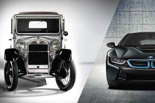 Sejarah Perusahaan BMW