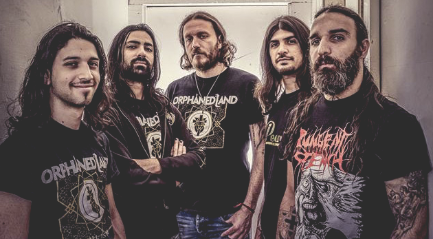 orphaned land 2017