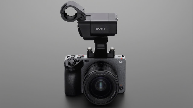 Sony's new FX3 Full-Frame Camera for Cinematic Look and Enhanced Operability for Creators - Features and Specs | TechNeg