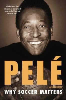 book cover of Pele