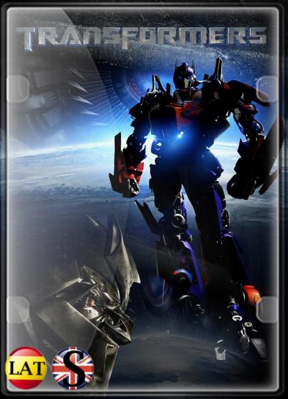Transformers (2007) HD 1080P LATINO/INGLES