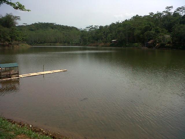 Situ atau Danau Eksotik di Kabupaten Tasikmalaya
