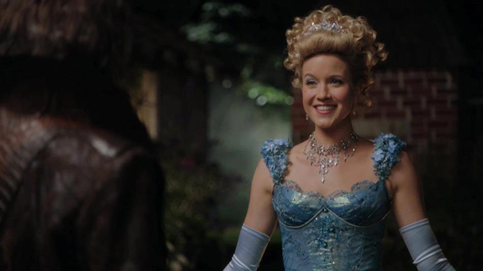 Once Upon a Time - Episode 6.03 - Jessy Schram Returning