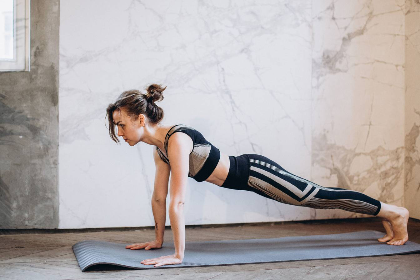 7 Yoga Poses and Tips For Beginners