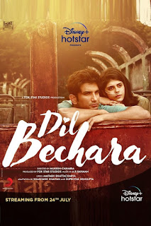 Dil Bechara 2020 Download 1080p WEBRip
