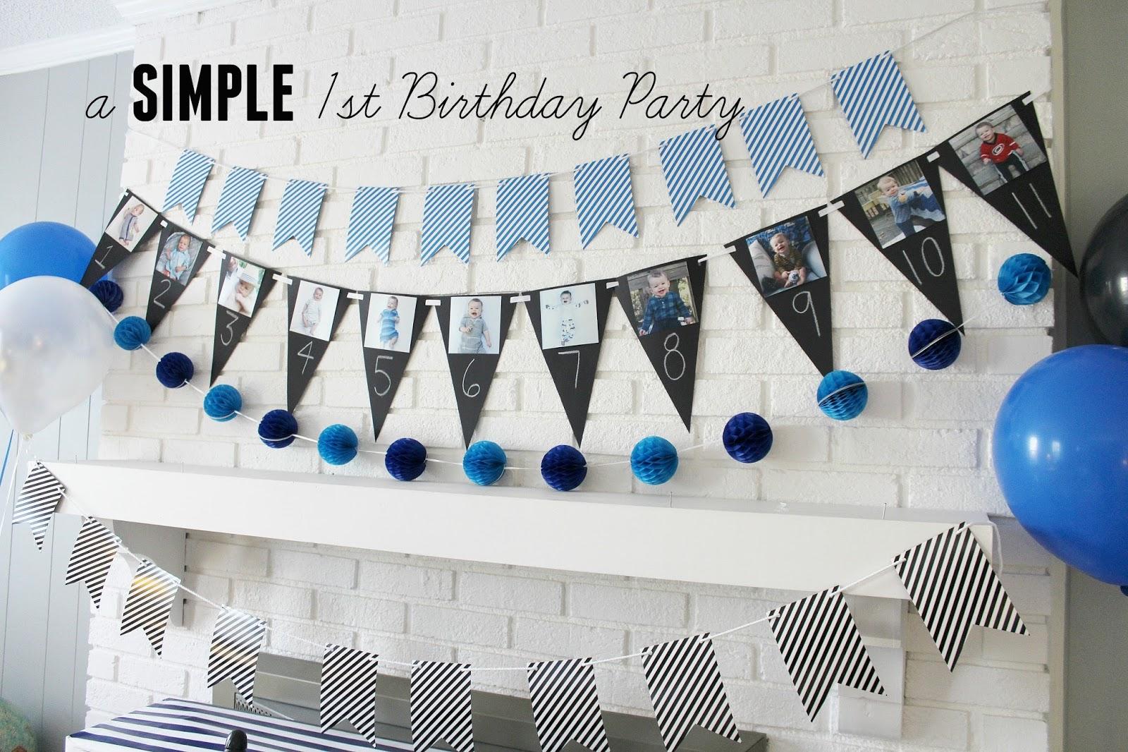 The Christian Wife Life: Judah\'s 1st Birthday Party