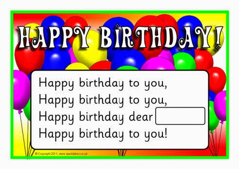 """Music 3.0 Music Industry Blog: The """"Happy Birthday"""" Song ... - photo#2"""