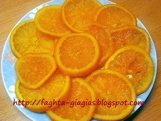 Καραμελωμένα πορτοκάλια - από «Τα φαγητά της γιαγιάς»