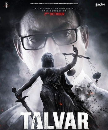 Talvar 2015 Hindi 720p BluRay x264 1GB