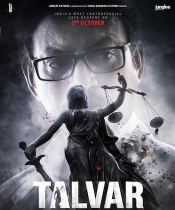 Talvar 2015 Hindi BluRay Download