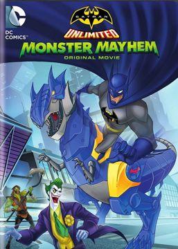 Batman Sin Limites: Caos en Ciudad Gotica en Español Latino