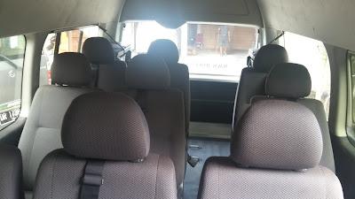Hiace Commuter 16 seat