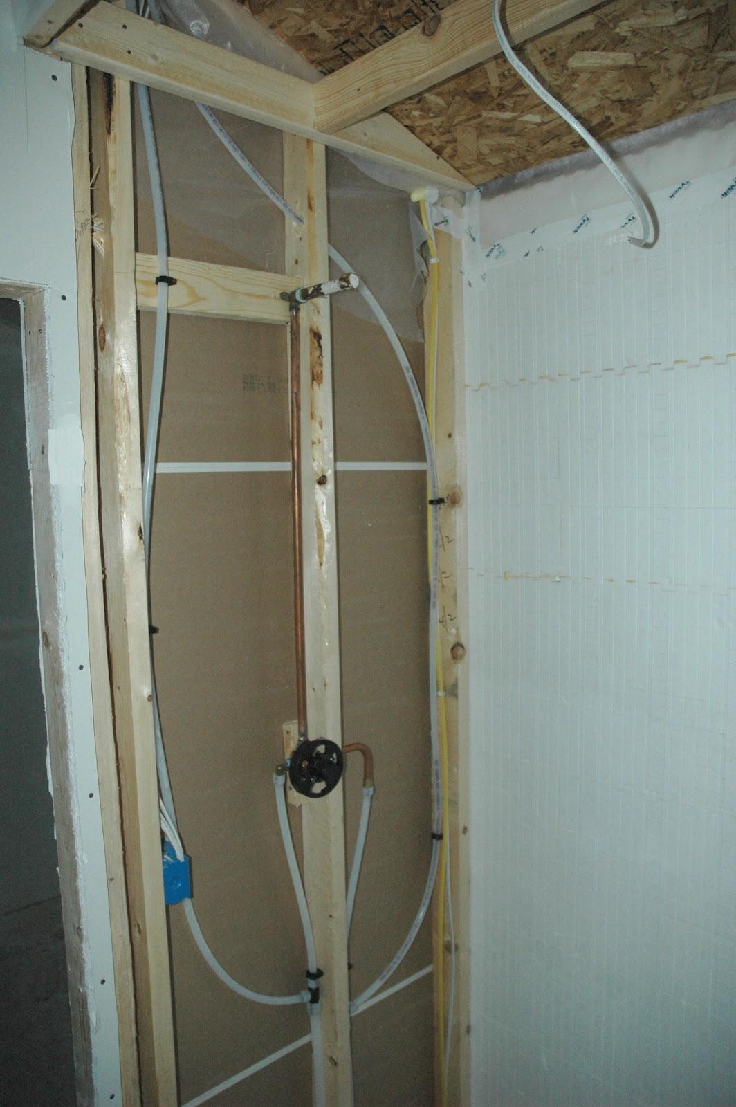 David S Icf Home Build Plumbing Status