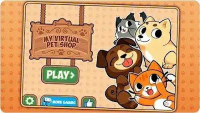Game Salon Hewan - My Virtual Pet Shop