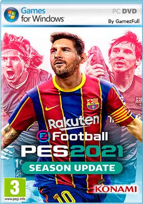 eFootball PES 2021 PC Full Español Latino [MEGA]