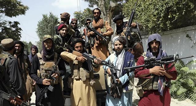 Taliban sau khi chiếm Afghanistan