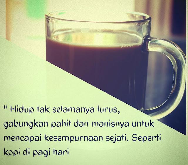 kata kata kopi pagi hari