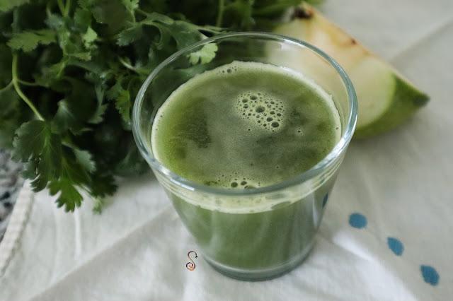 Elimina metales pesados con cilantro