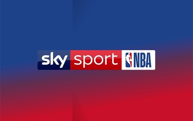 Sky Sport NBA HD - Frequency Hotbird 13E