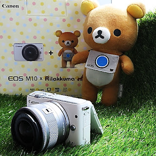Source: The PC Show. The Canon EOS M10.
