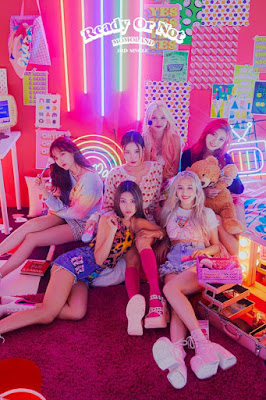 MOMOLAND (모모랜드) READY OR NOT PHOTO TEASERS