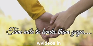 Tum Mile Whatsapp Status Love Video