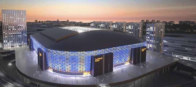friends arena estadio
