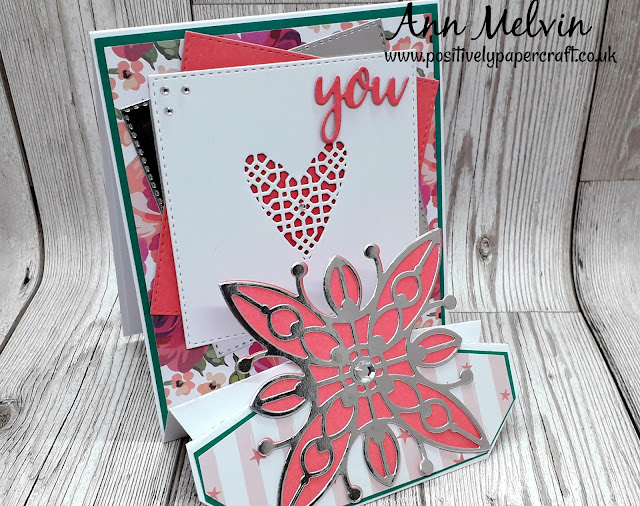 Bright Rosa Craft Box