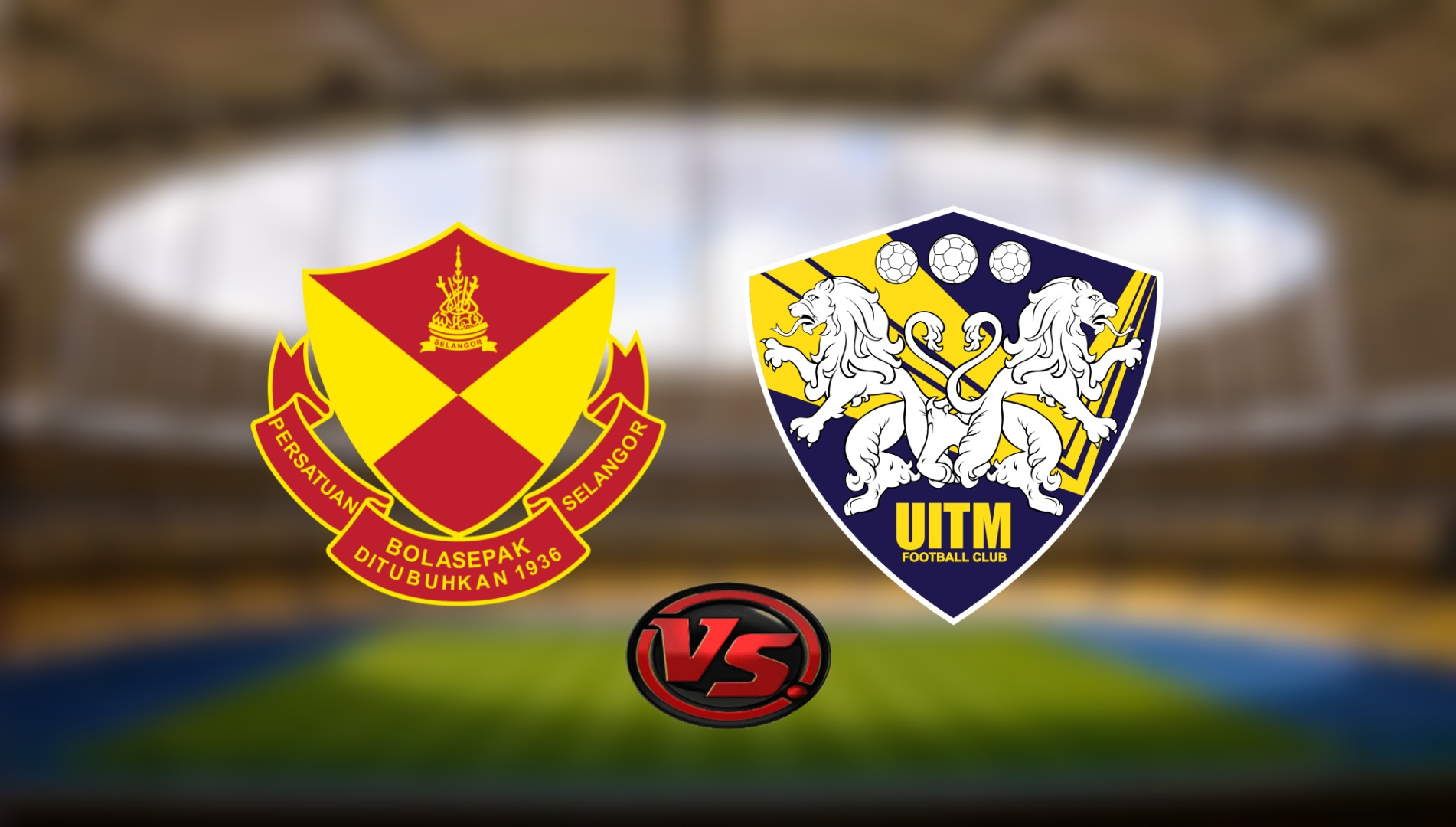 Live Streaming Selangor FC vs UITM FC Liga Super 3.8.2021