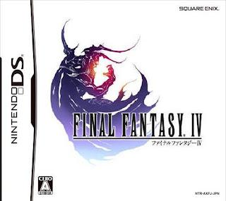 Final Fantasy IV NDS en Español por Mega