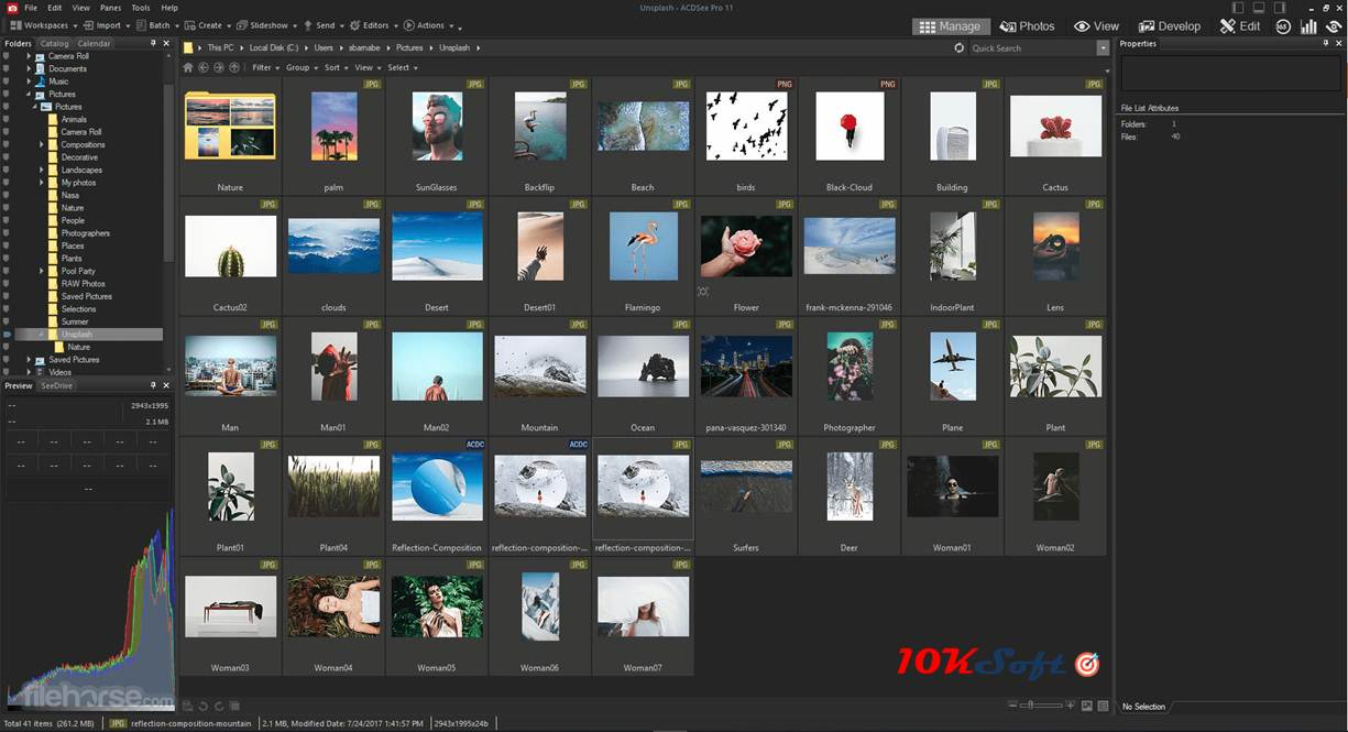 ACDSee Photo Studio Professional 2018 Latest Version Download