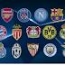 Estão definidas as Oitavas de Finais da Champions League