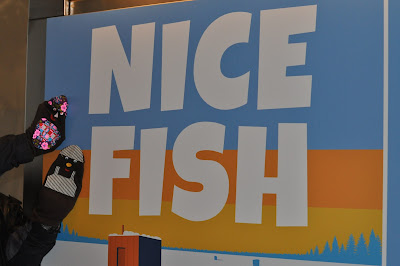 Open a Review of Nice Fish at the Guthrie in Minneapolis, MN