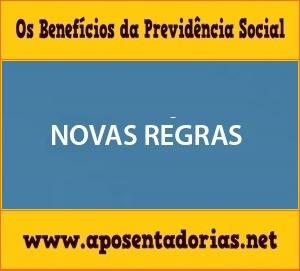 Previdência Social - Direito Adquirido frente as novas regras.