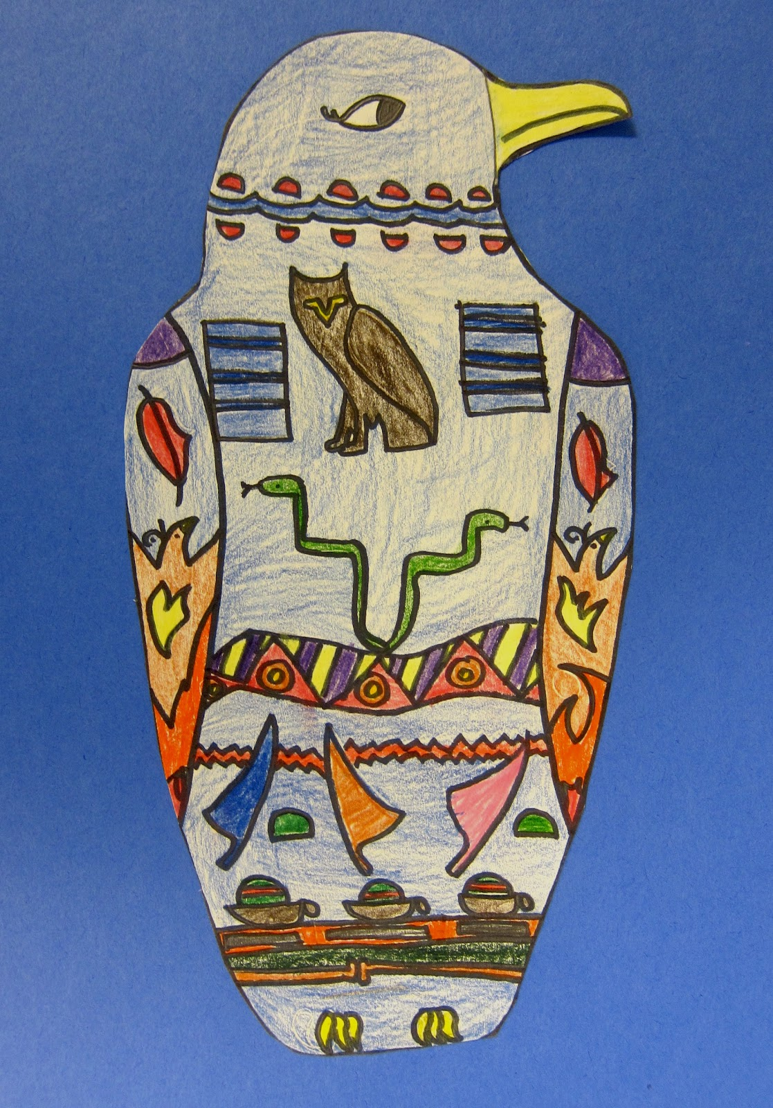 Art Is Basic Art Teacher Blog Egyptian Sarcophagus