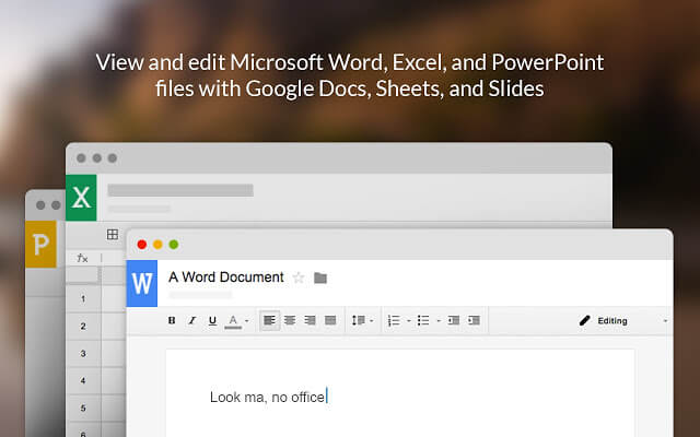 Office Editing for Docs, Sheets & Slides - Google Drive Tips And Tricks