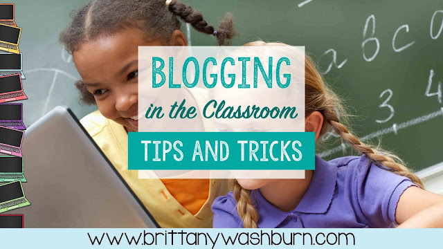 Get your students blogging so that they can share their work and thoughts every day. Blogging provides the learners with a stage to be more interactive and glued to the lessons taught or to be taught in the classroom.