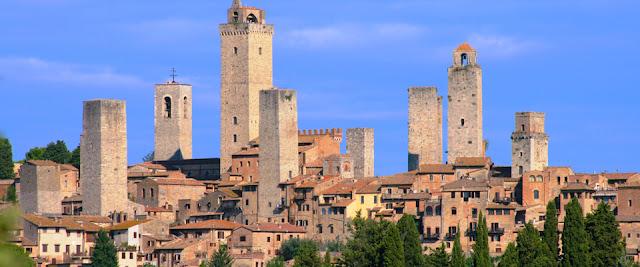 Stai cercando i borghi piu' belli in Italia ? Eccoli...