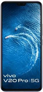 Vivo V20 Pro 5G Full Specifications