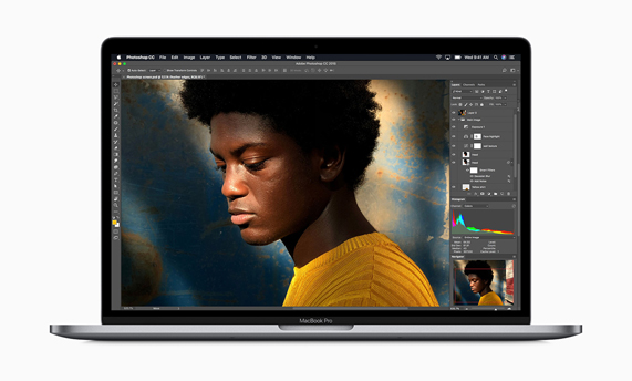 Apple introduces the first 8-core MacBook Pro, the fastest Mac notebook ever