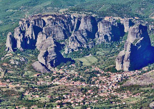 Το άβατο των Μετεώρων - Ιδιοκτησία των μοναστηριών ή Μνημείο Πολιτιστικής Κληρονομιάς για την ανθρωπότητα;