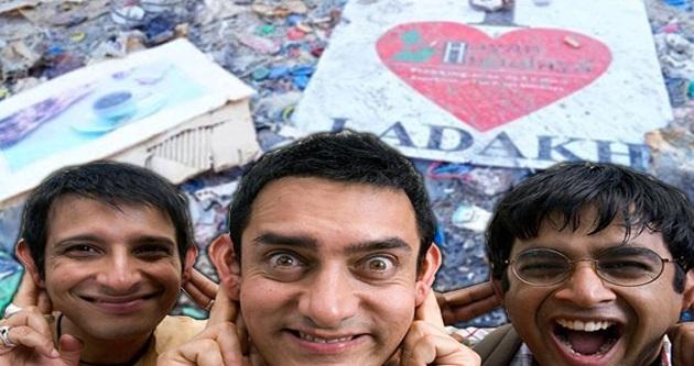 Lihat Bagaimana Filem '3 Idiots' Memusnahkan Keindahan Ladakh