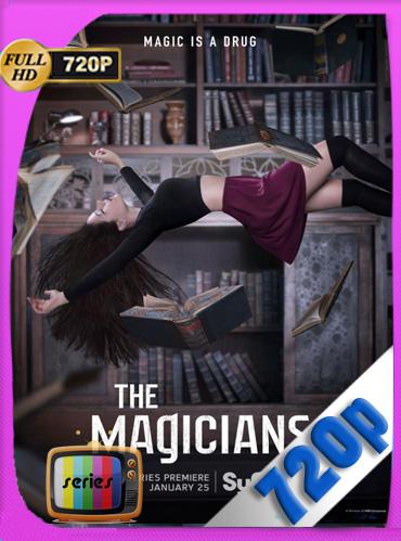 The Magicians Temporada 1-2 HD [720p] Latino [GoogleDrive] TeslavoHD