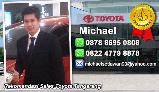 Toyota Tangerang Selatan