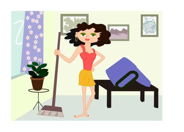 bayetas microfibras, limpieza hogar, trucos caseros
