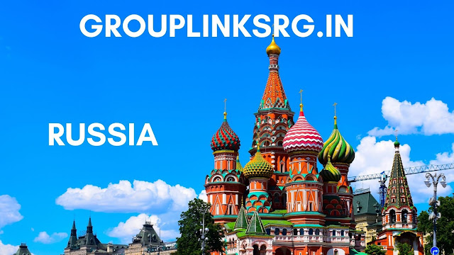 Russia Whatsapp Group Links