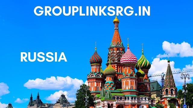 Russia Whatsapp Group Links