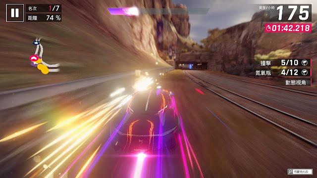 【遊戲】與現實最脫節的賽車大作《狂野飆車 9:競速傳奇》(Asphalt 9: Legends) - 《狂野飆車 9:競速傳奇》登陸 Switch,讓玩家們感到雀躍